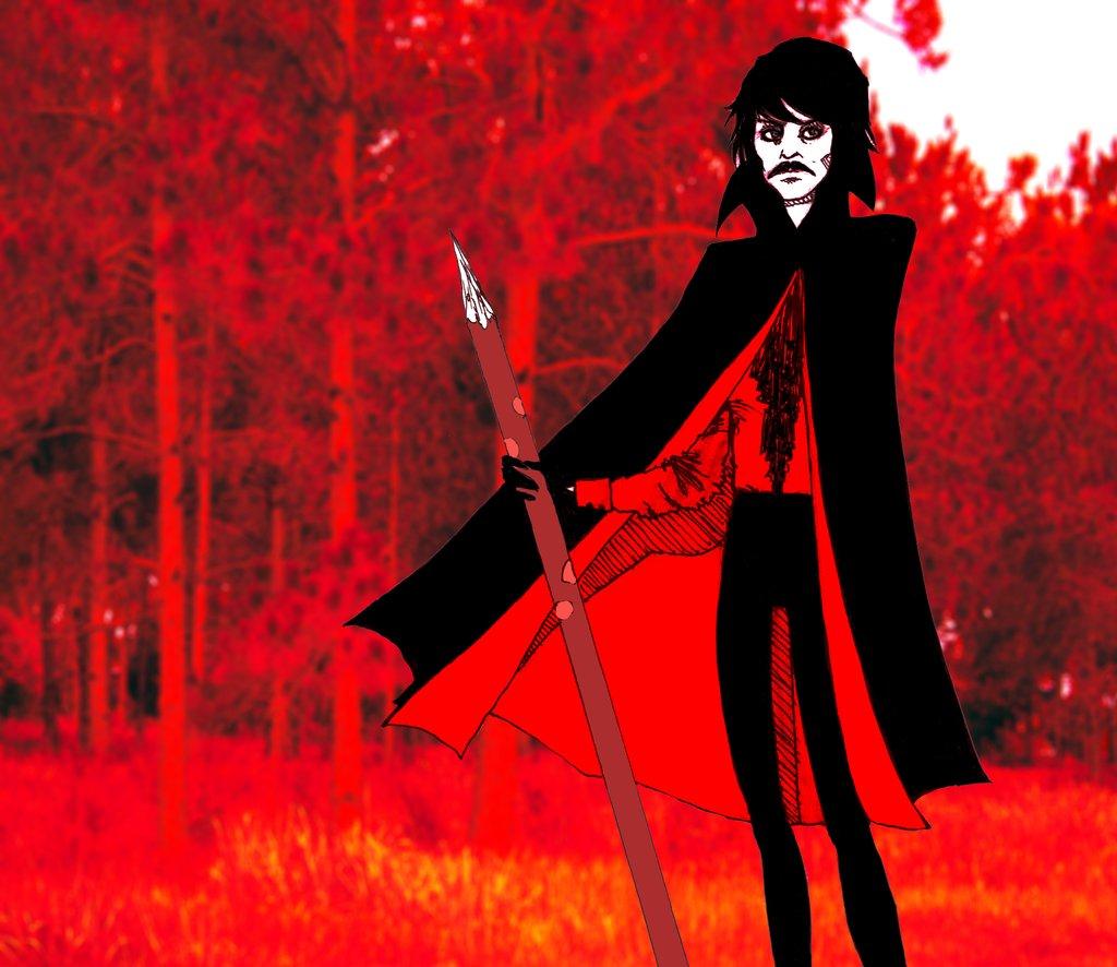 Vlad The Impaler by ReallyCesya