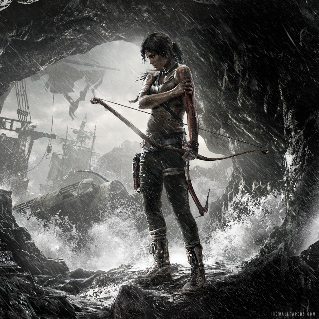 Tomb Rider Wallpaper: Tomb Raider 2013 Wallpaper