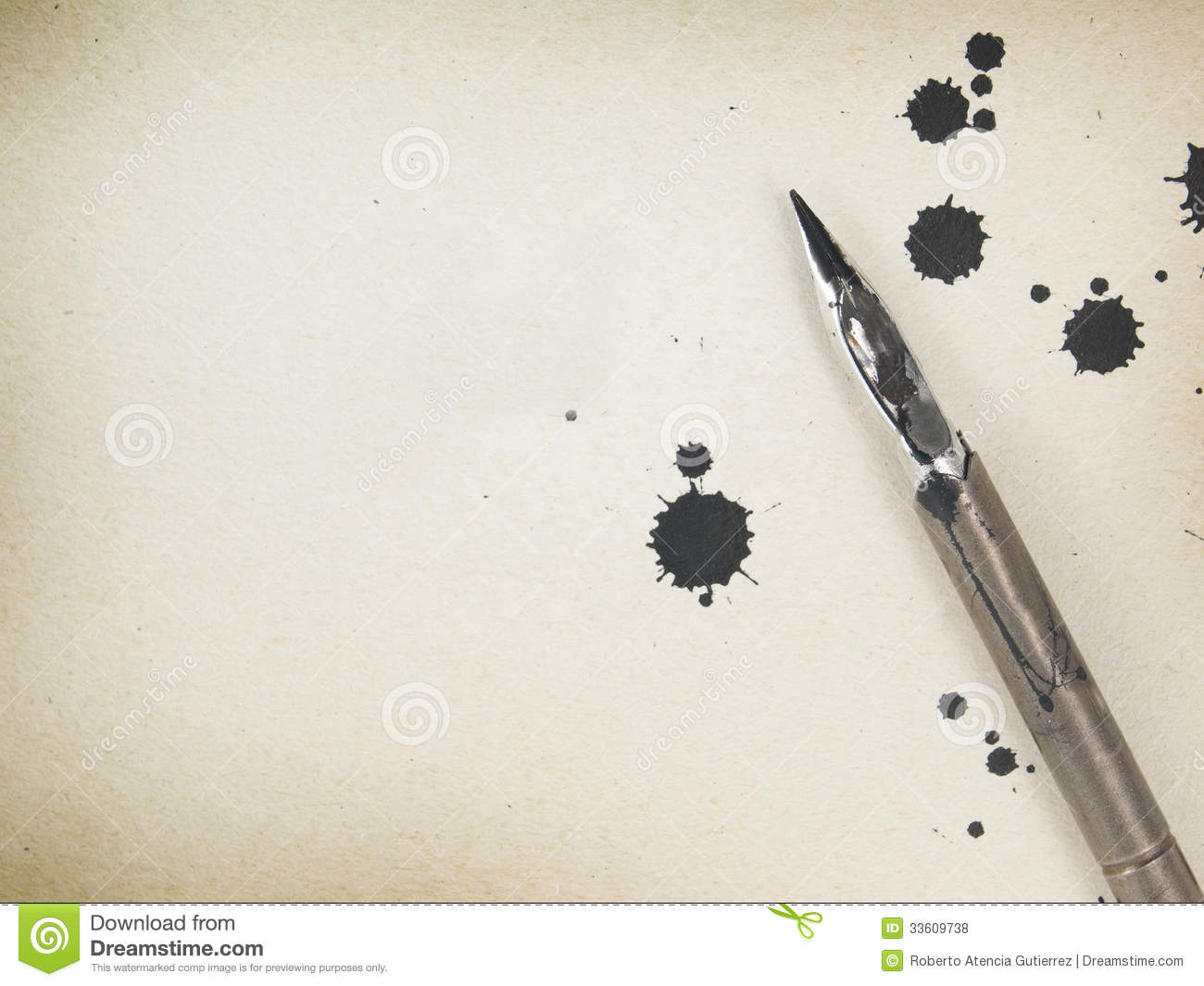 Pen And Ink Wallpaper