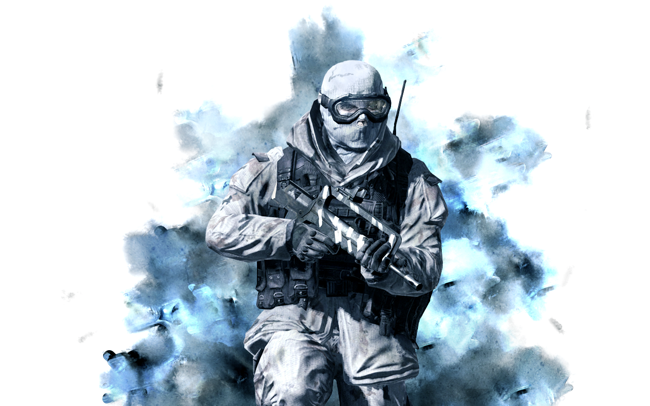 Mw2 Ghost Wallpaper Captain price and ghost!