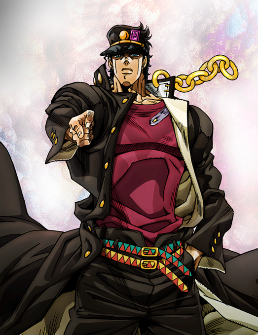 48 Jotaro Kujo Wallpaper On Wallpapersafari