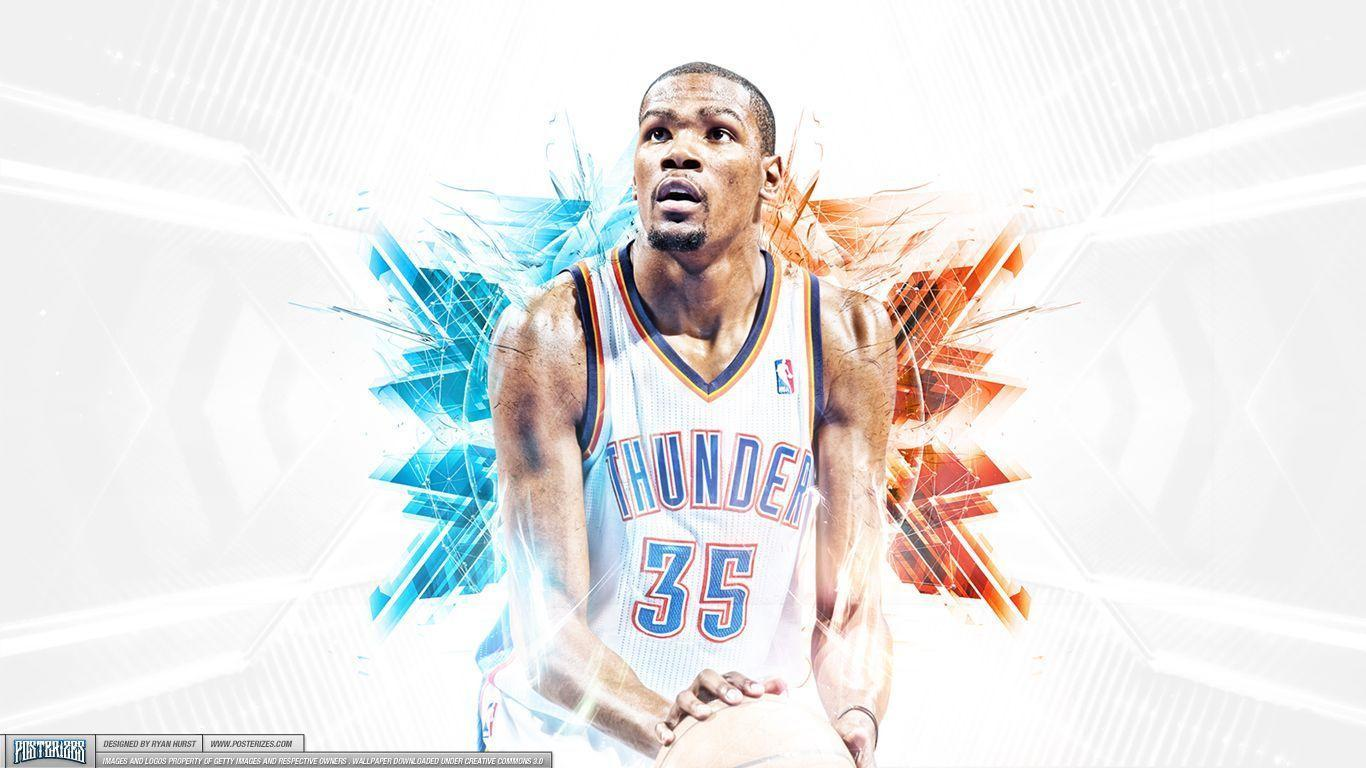 Kevin Durant Wallpapers 2016 HD 1366x768