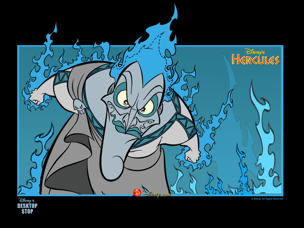 Hades Wallpaper   Disney Villains Wallpaper 976683 1024x768