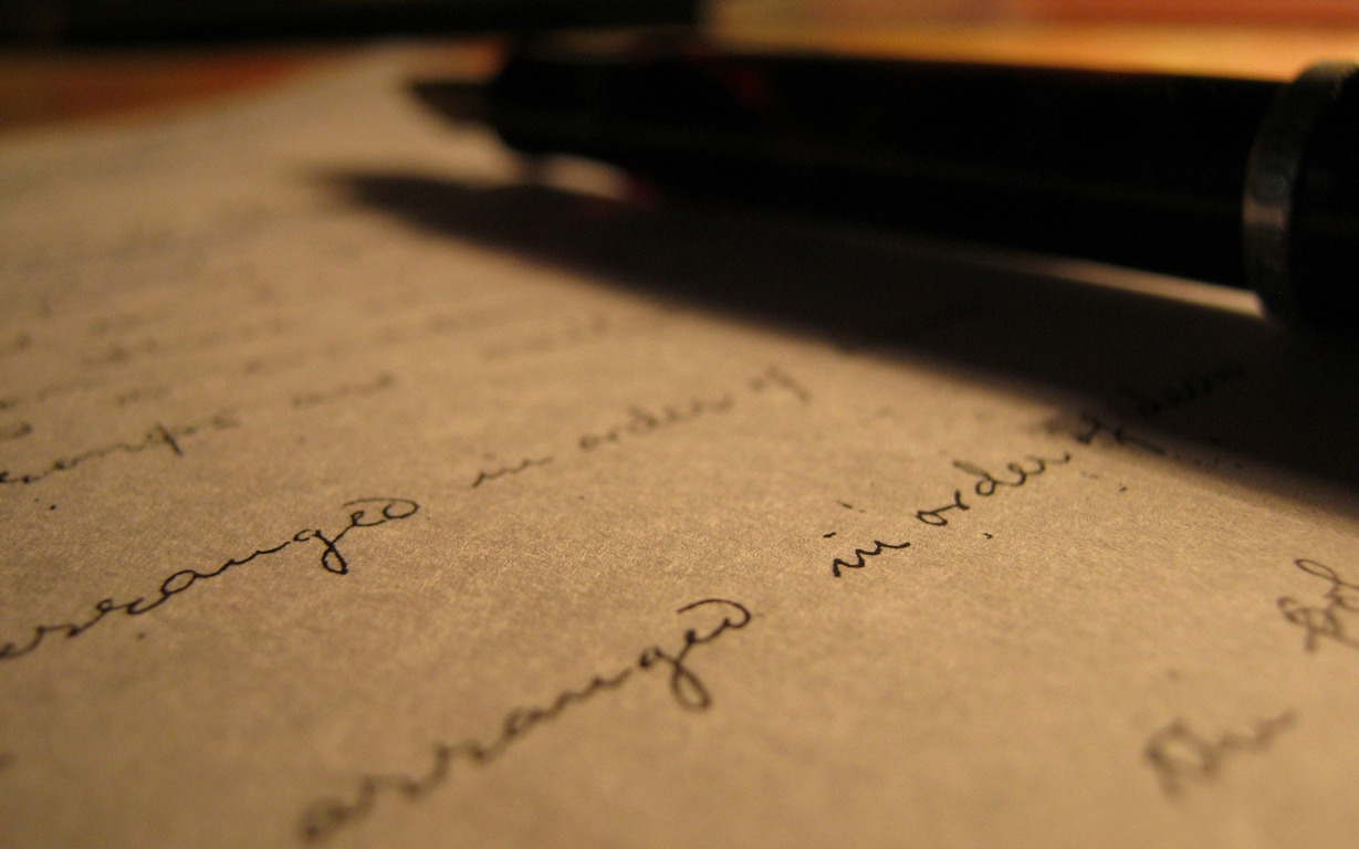 Letter Background Images 1229x768
