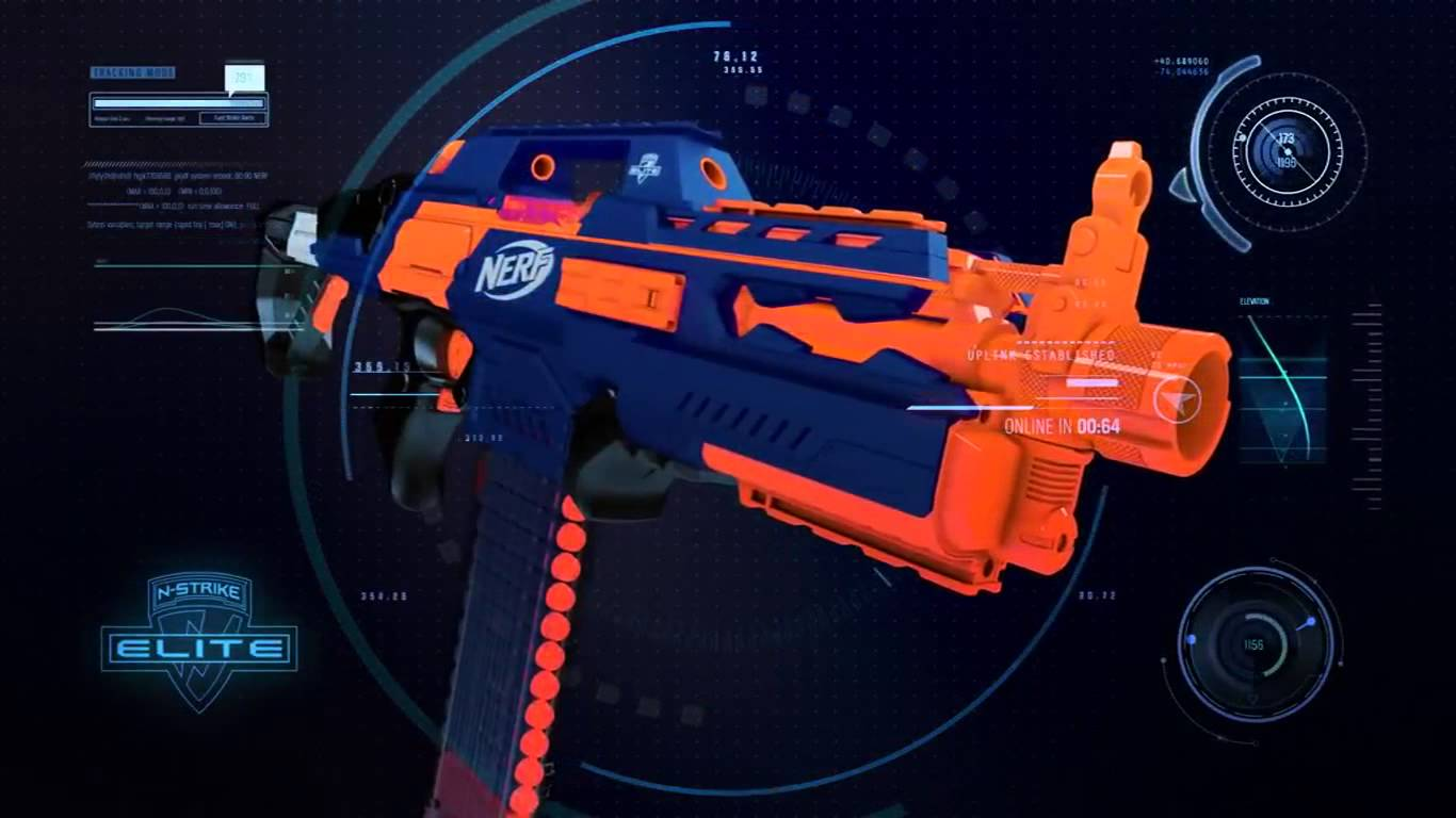 Nerf guns wallpapers wallpapersafari - Nerf wallpaper ...