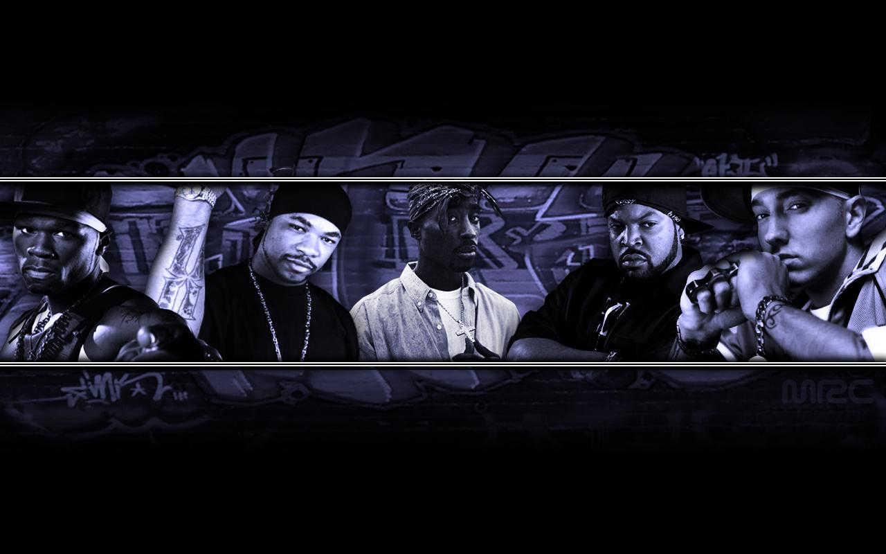 Rap wallpaper by miracoL 1280x800