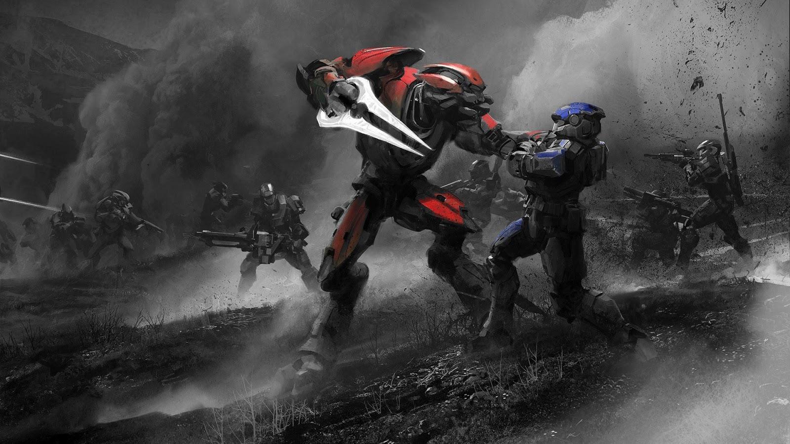 Fondos de pantalla de Halo 4 DragonXoft 1600x900