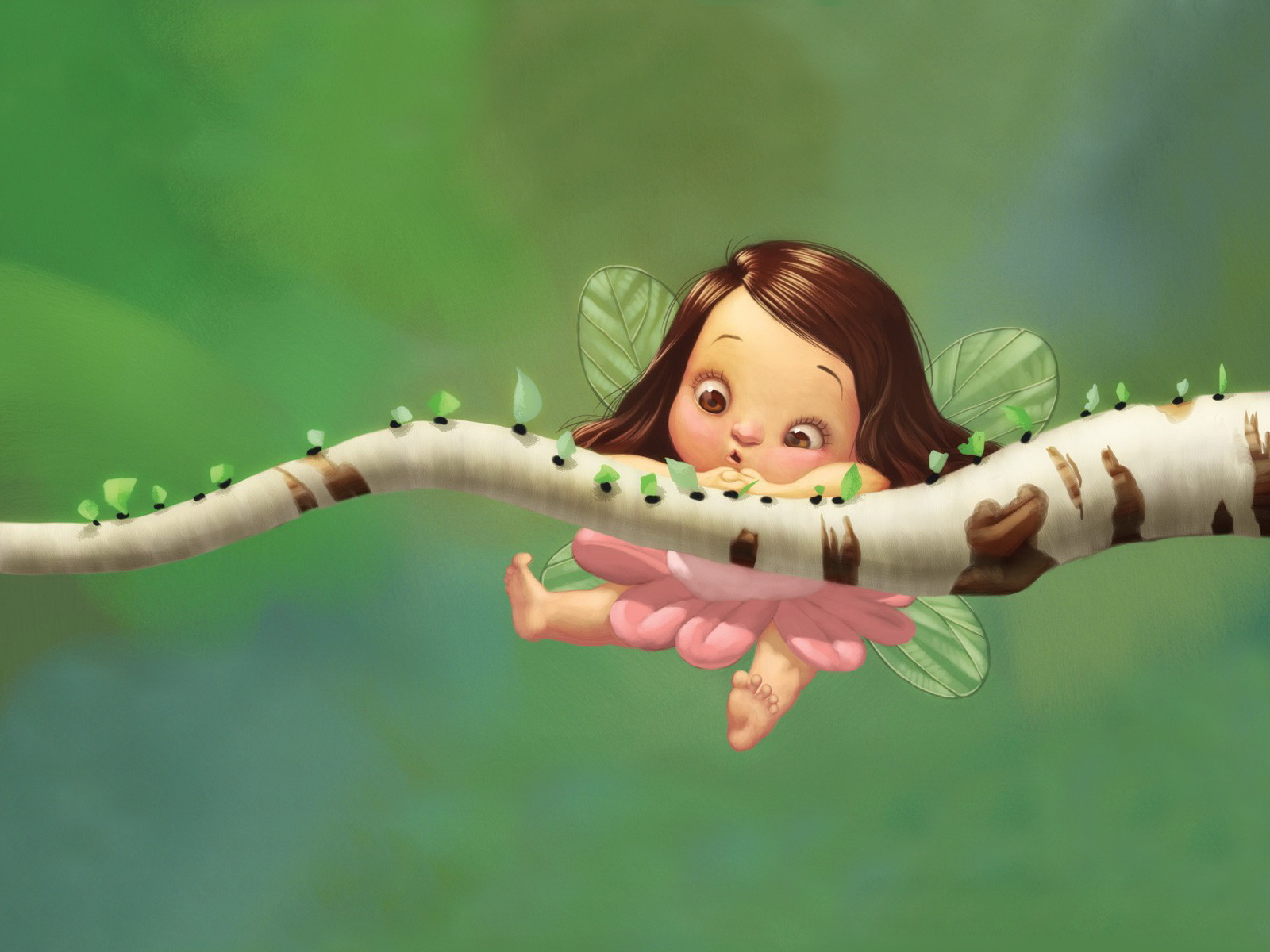 Japan: 3D Fairy wallpaper, Cute Fairy Wallpapers Free Desktop