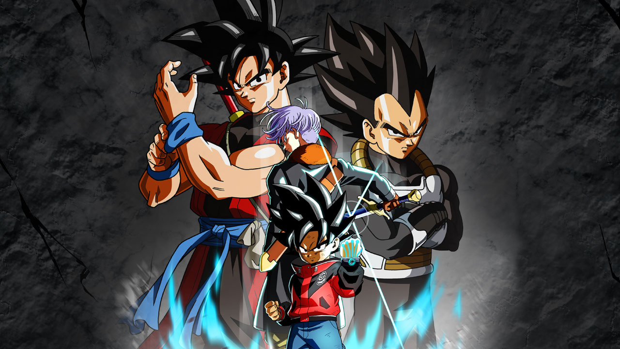 Free Download Super Dragon Ball Heroes World Mission
