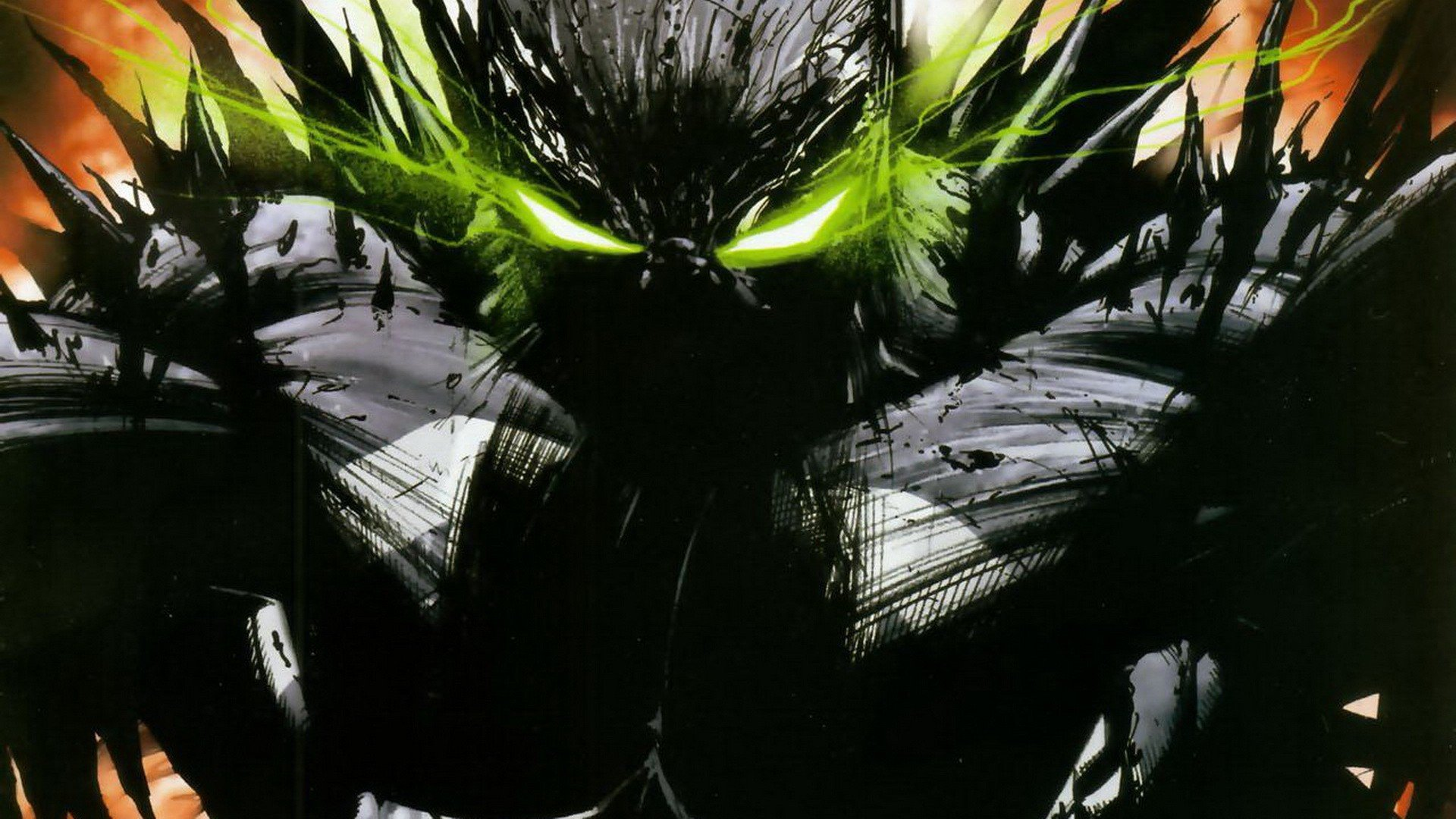 spawn wallpapers 1920x1080 - photo #12