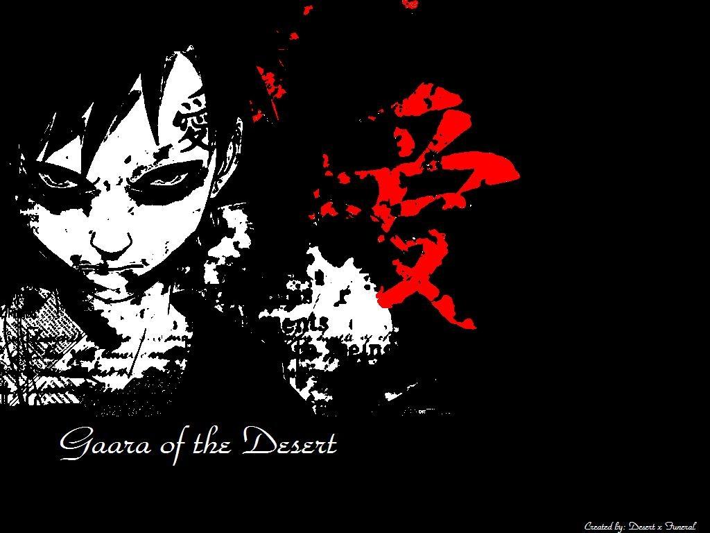 Gaara   Naruto Wallpaper 261867 1024x768