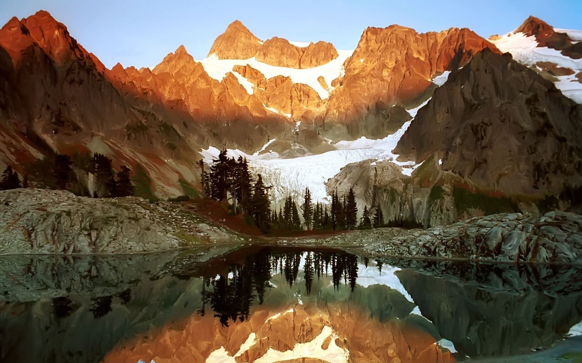 Great Mountains   Mountains Waterfalls Wallpaper 10022482 1920x1200