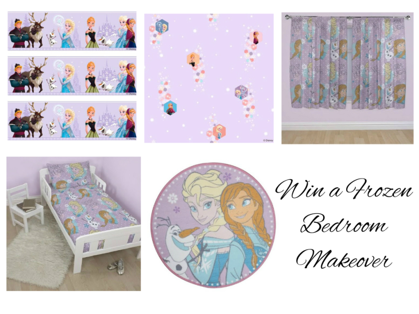 Win a Frozen bedroom make over   Life in a Break Down 840x630
