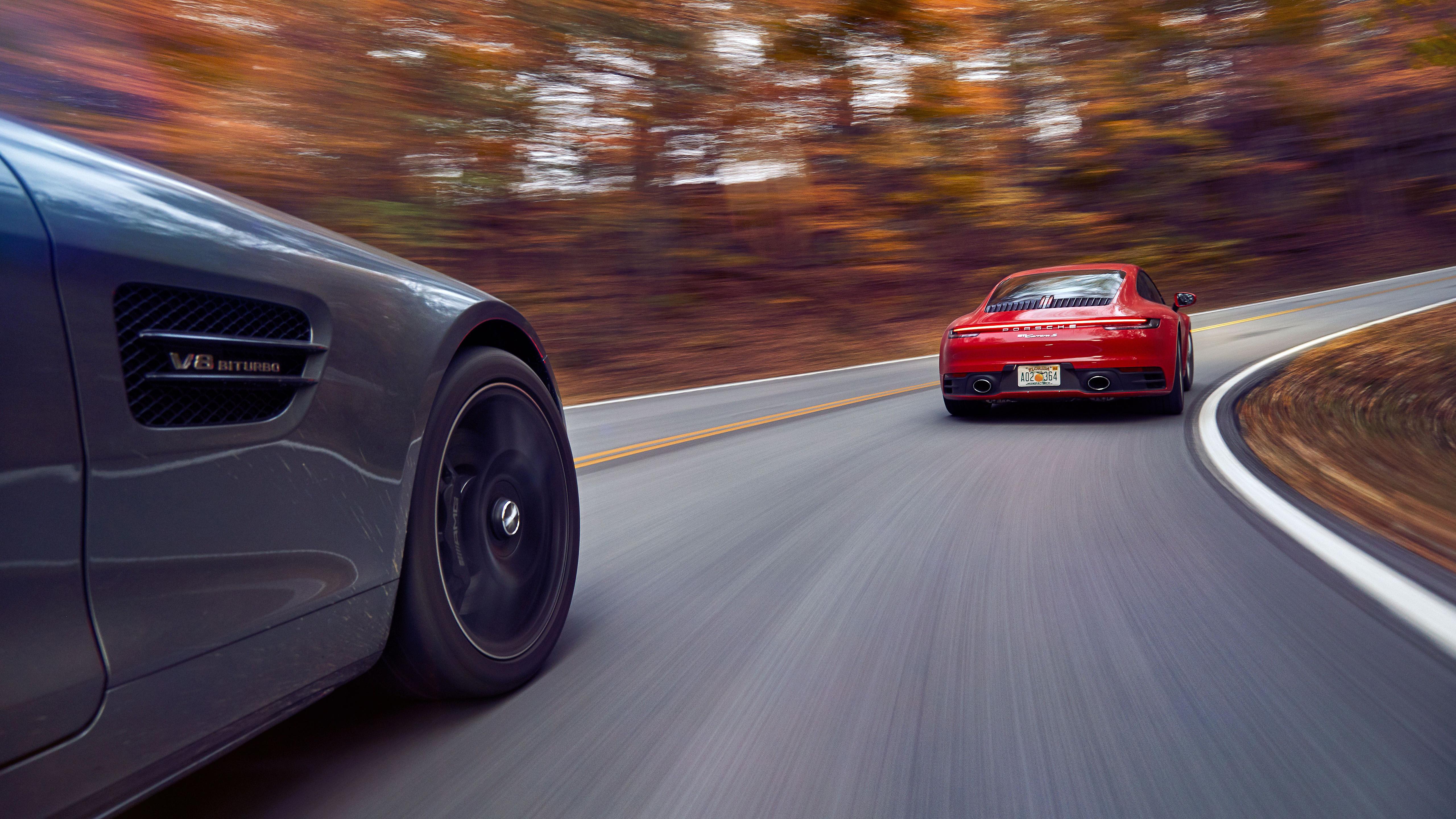 2020 Porsche 911 Carrera S 4K 2 Wallpaper HD Car Wallpapers ID 5120x2880