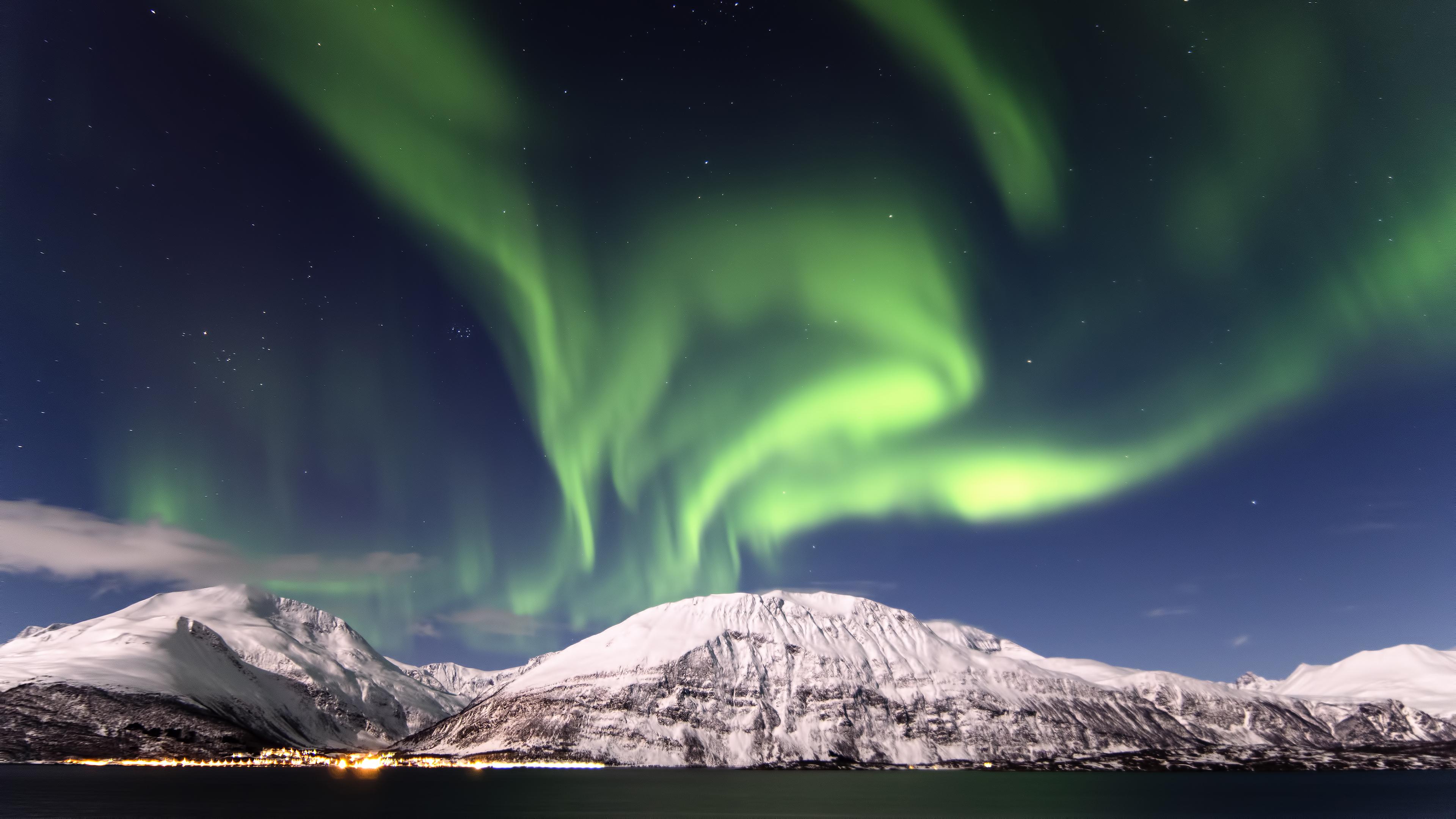 northern lights wallpaper 4k - photo #33