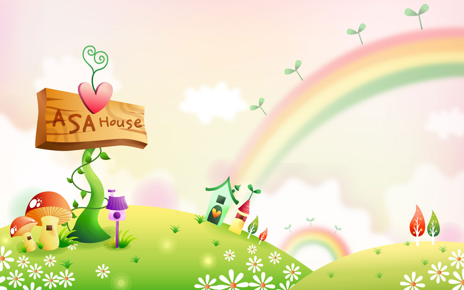 free wallpapers fairy tales