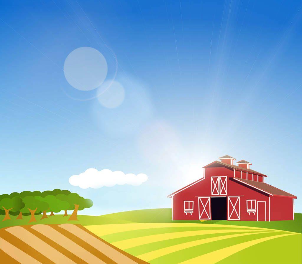 Farm Backgrounds Pictures 1024x896