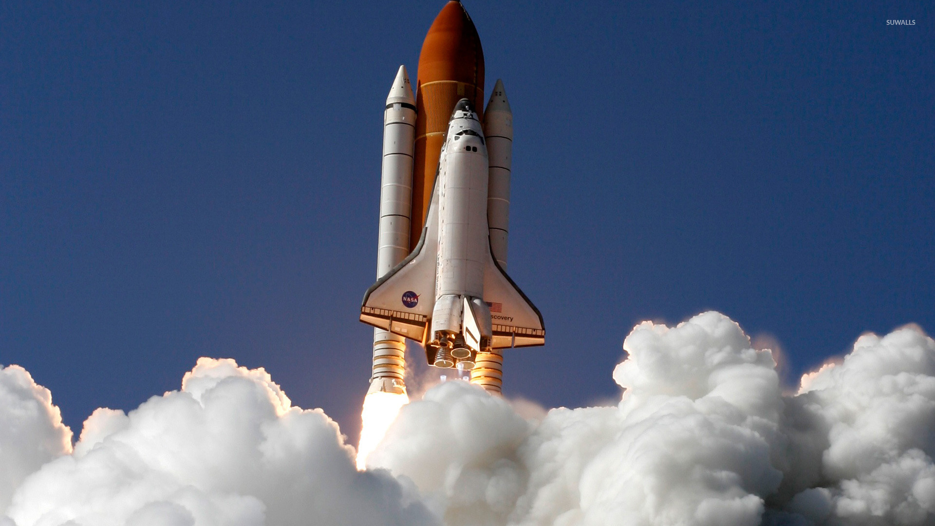 Space Shuttle Atlantis wallpaper   Space wallpapers   10511 1920x1080