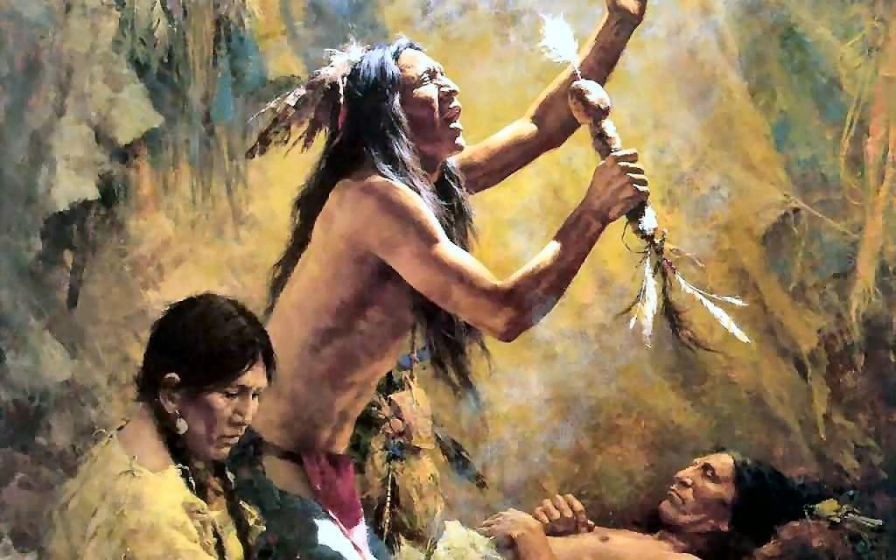 Native Americans Wallpapers 1280x800