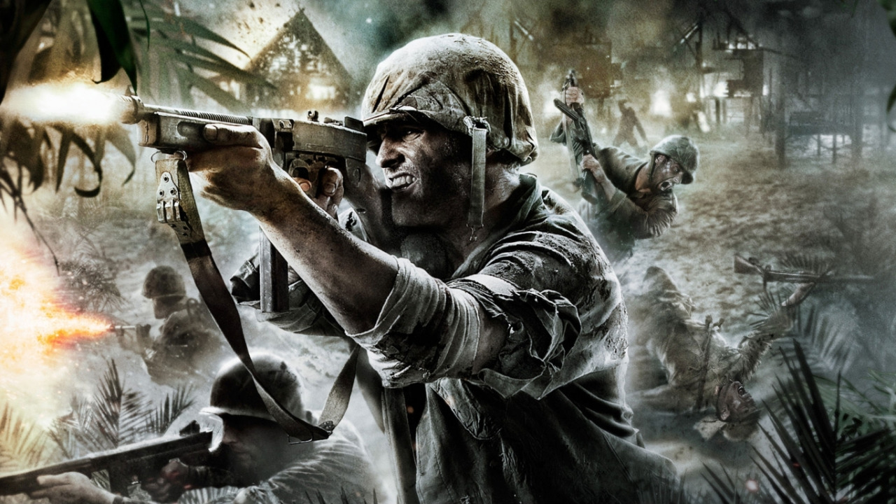 Free Download Epic Video Game Wallpapers Call Of Duty World At War