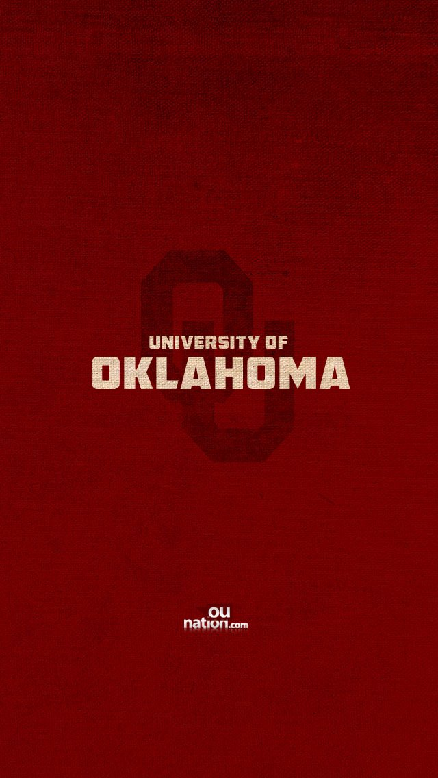 Oklahoma Sooners Football Wallpaper 2013 Ou wallpapers 640x1136