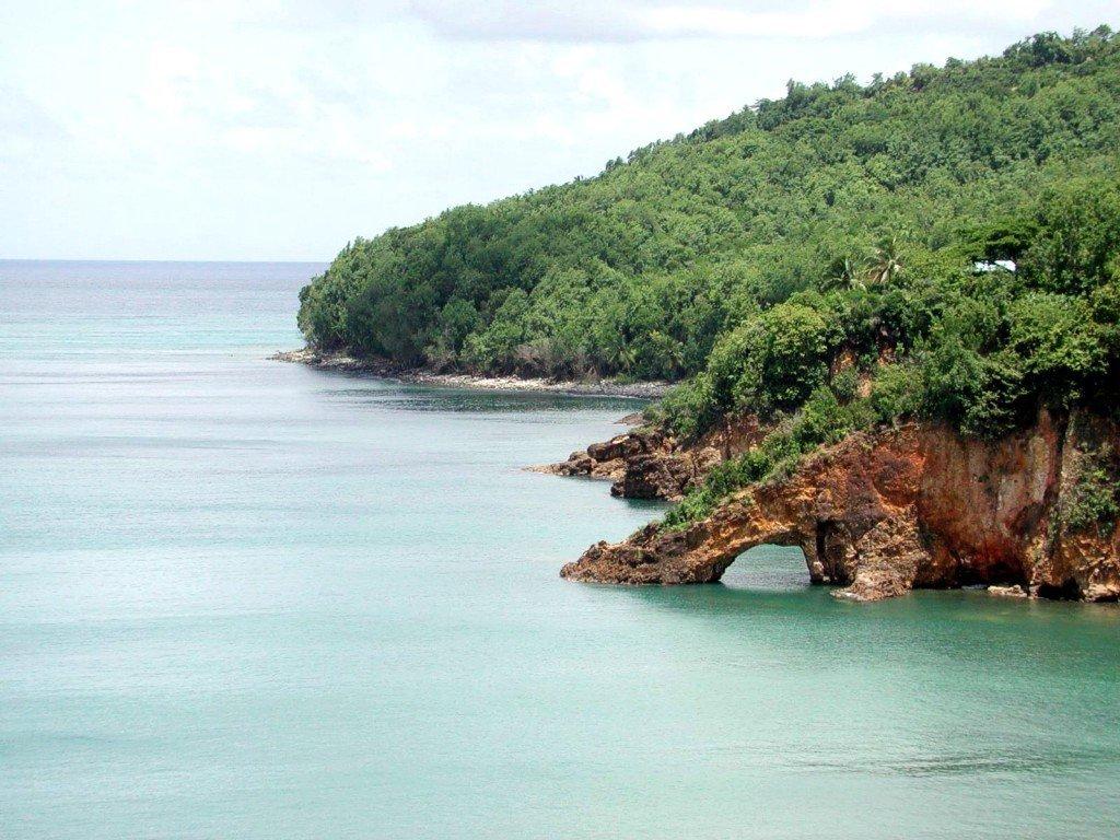Pantalla Gratis   Fondo de Pantalla de Naturaleza St Lucia   La Toc 1024x768