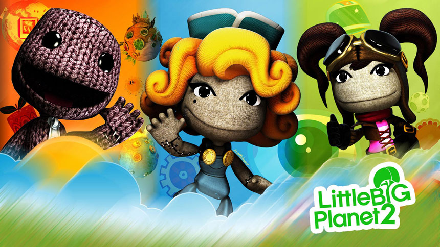 Little Big Planet 2 Wallpaper in 1440x900 860x484