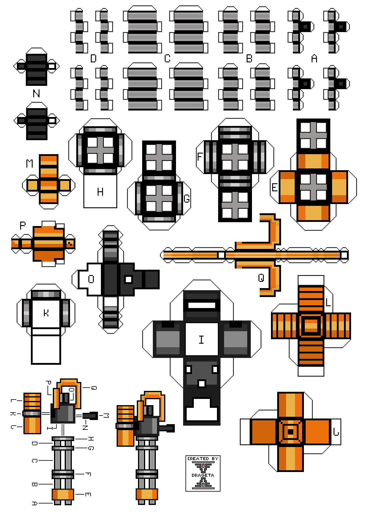 Pixel Gun 3D Wallpaper - WallpaperSafari