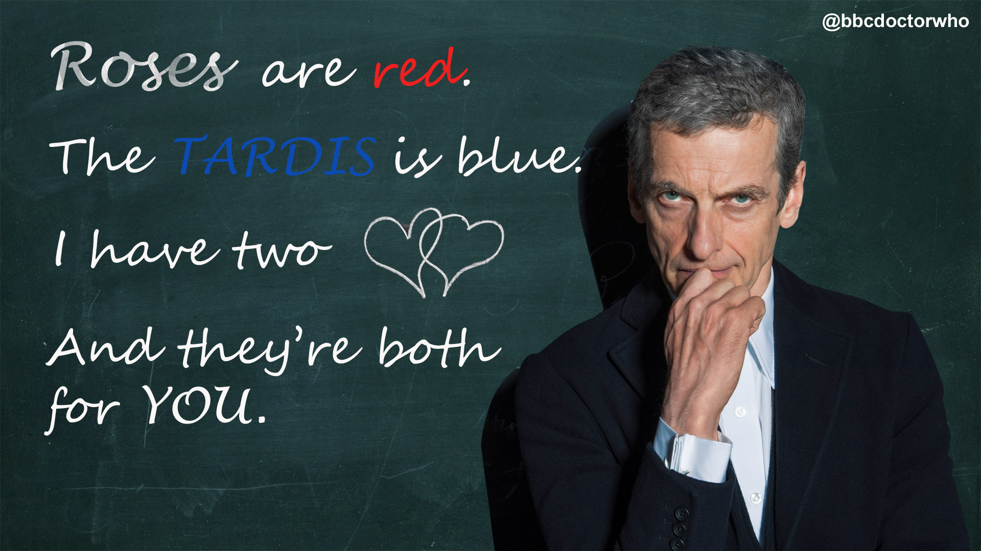 BBC Latest News   Doctor Who   Valentines E cards and Wallpapers 1920x1080