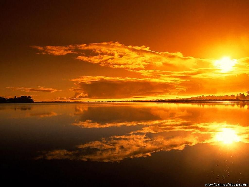 Free Desktop Wallpapers | Backgrounds: 5 Beautiful Sunset ...