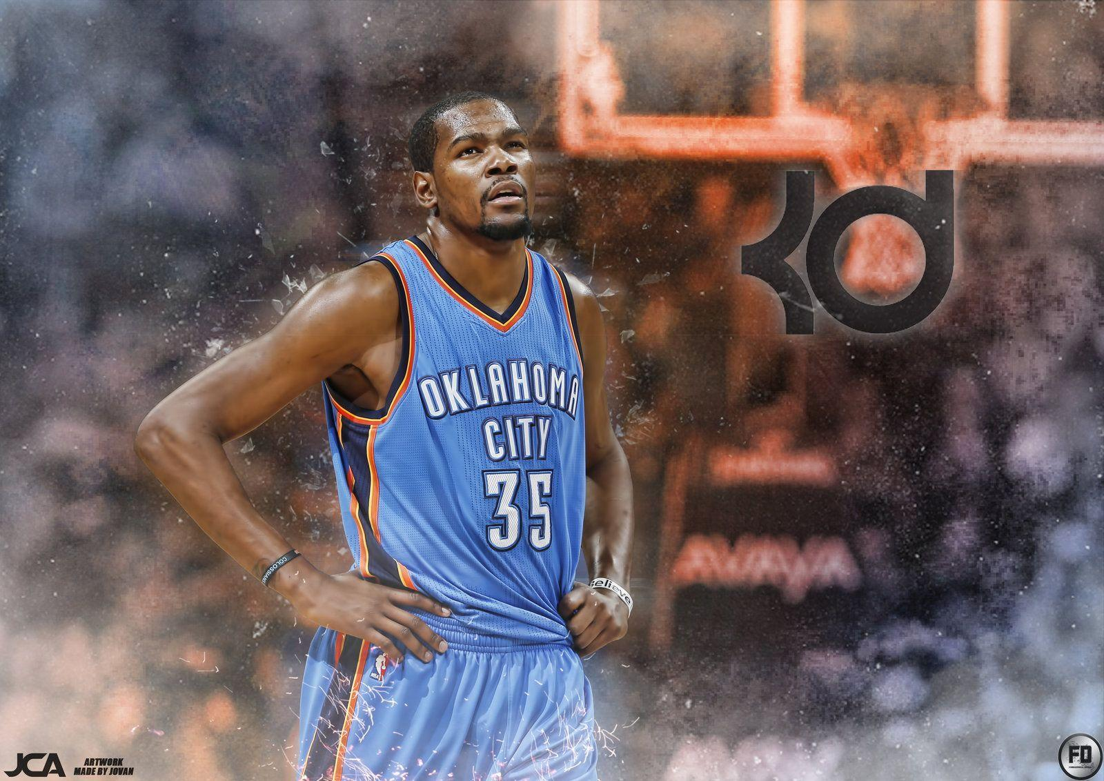 Kevin Durant 2016 Wallpapers 1600x1132