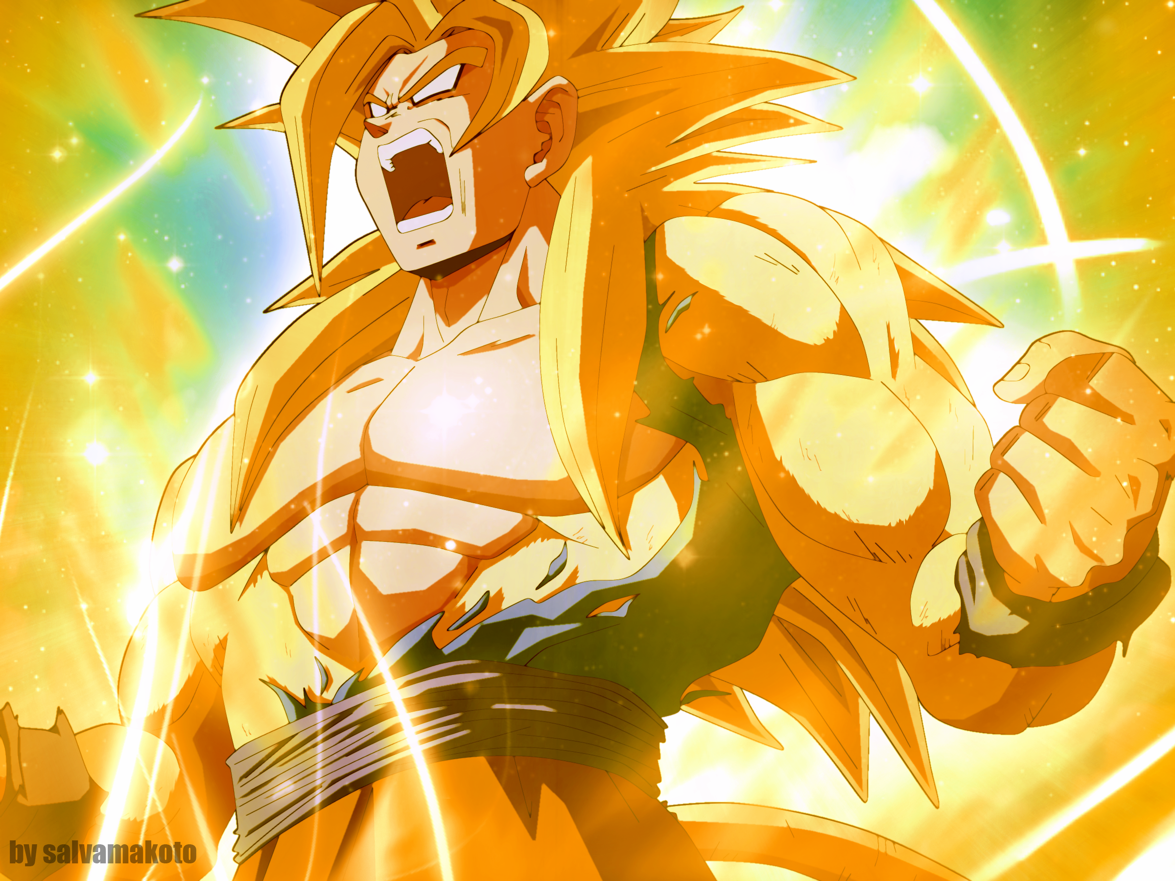 mi super saiyan god remasterizado by salvamakoto 2400x1800