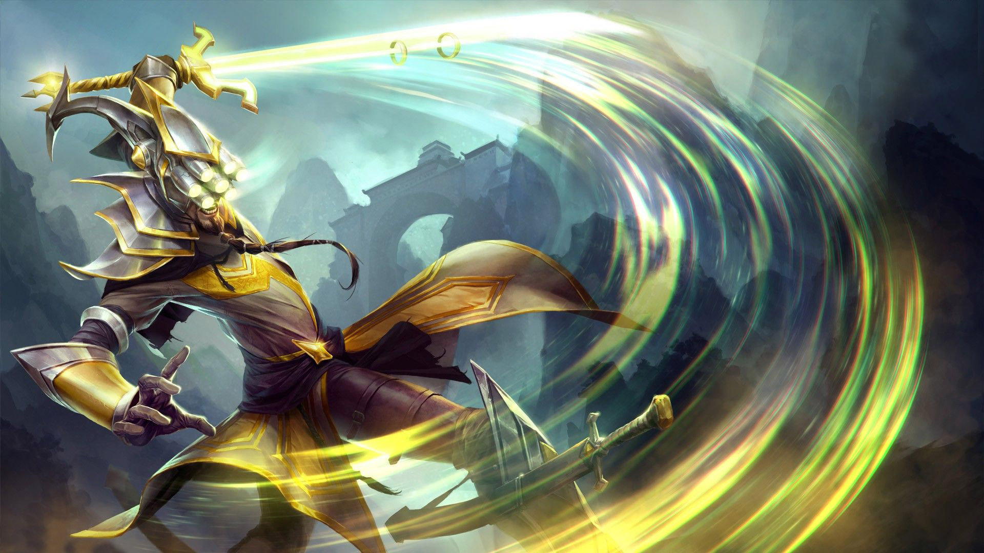 Free Download Master Yi League Of Legends Wallpaper Mixhd