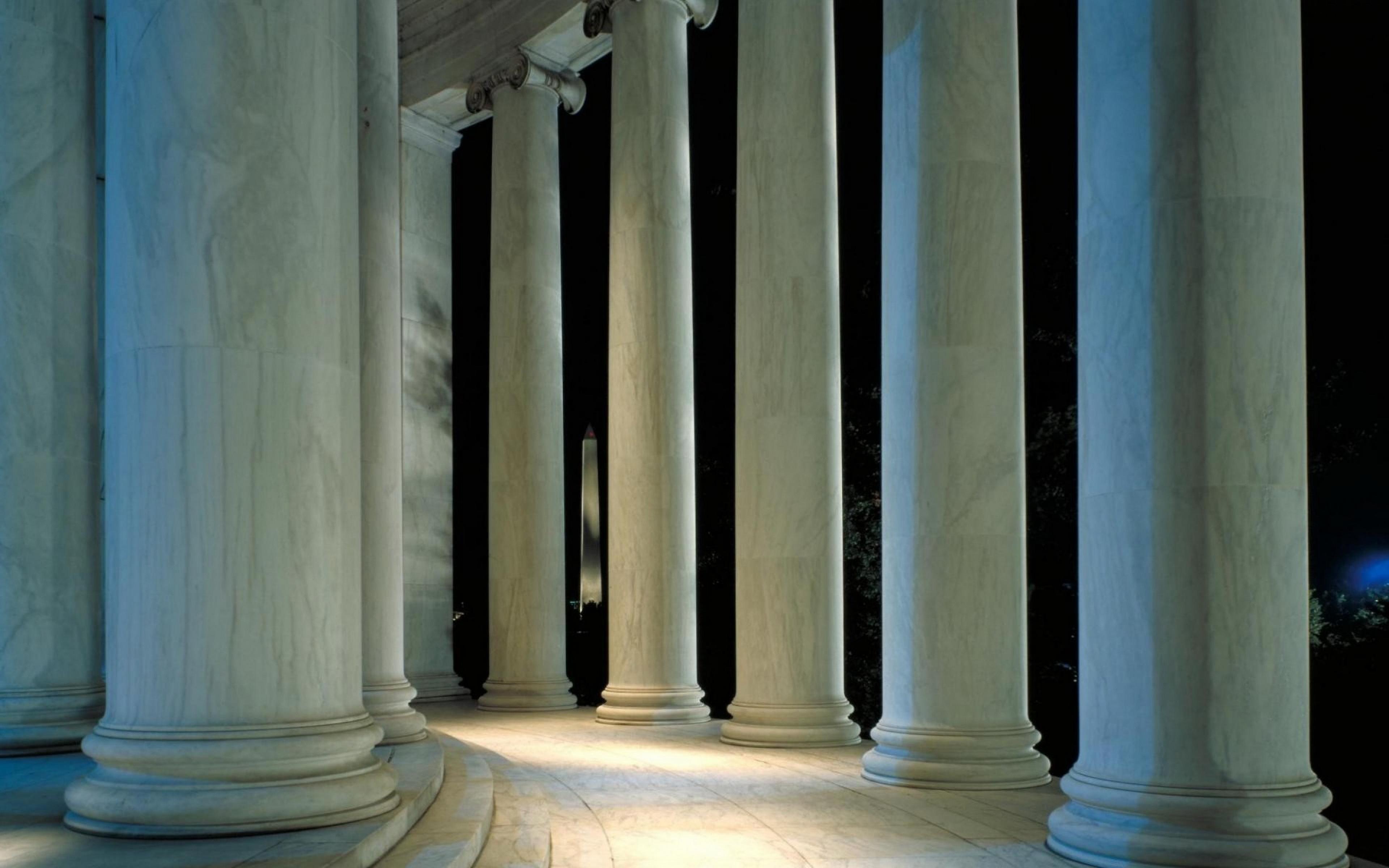 Columns 4k Ultra HD Wallpaper Background Image 3840x2400 ID 3840x2400