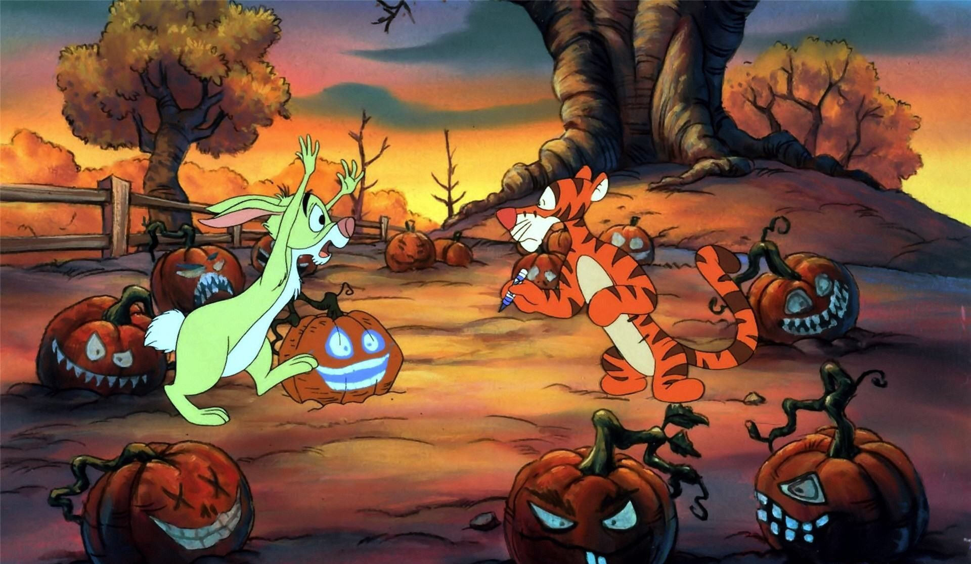 Disney Halloween Wallpapers HD 1920x1116