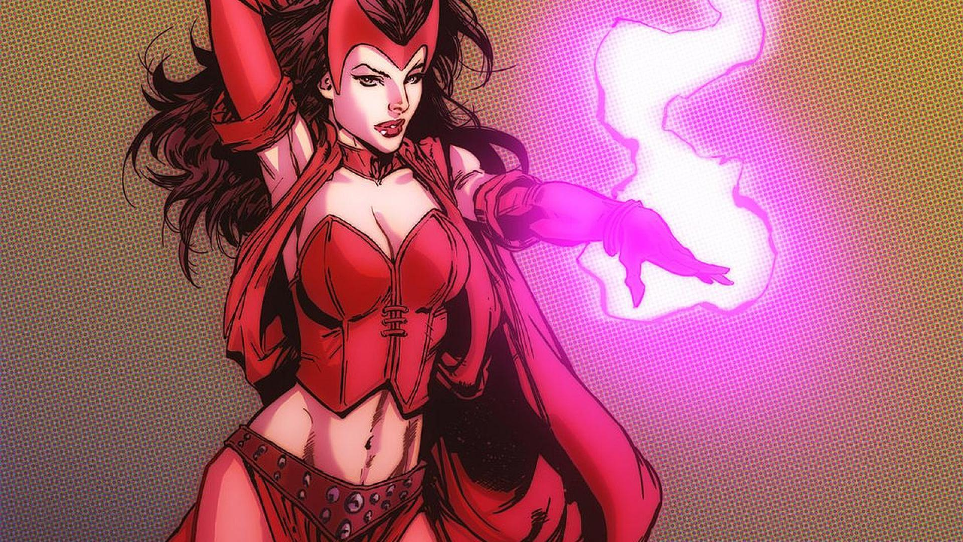 Scarlet witch   100283   High Quality and Resolution Wallpapers on 1920x1080