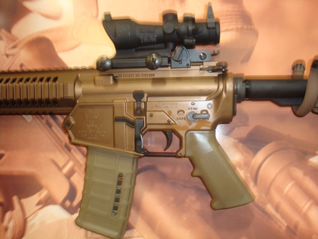 Colt CM901 Photos   Soldier Systems Daily 1024x768