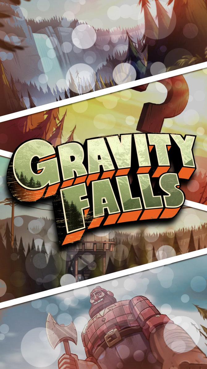 48 Gravity Falls Wallpaper Phone On Wallpapersafari