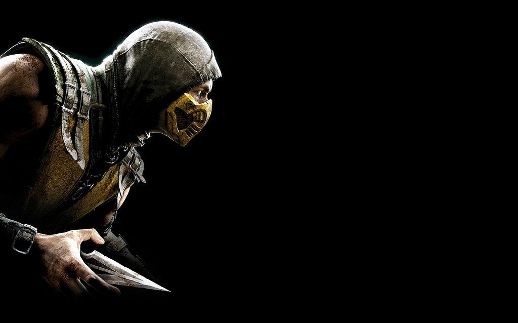 download Mortal Kombat X Scorpian desktop wallpaper by 1024x638