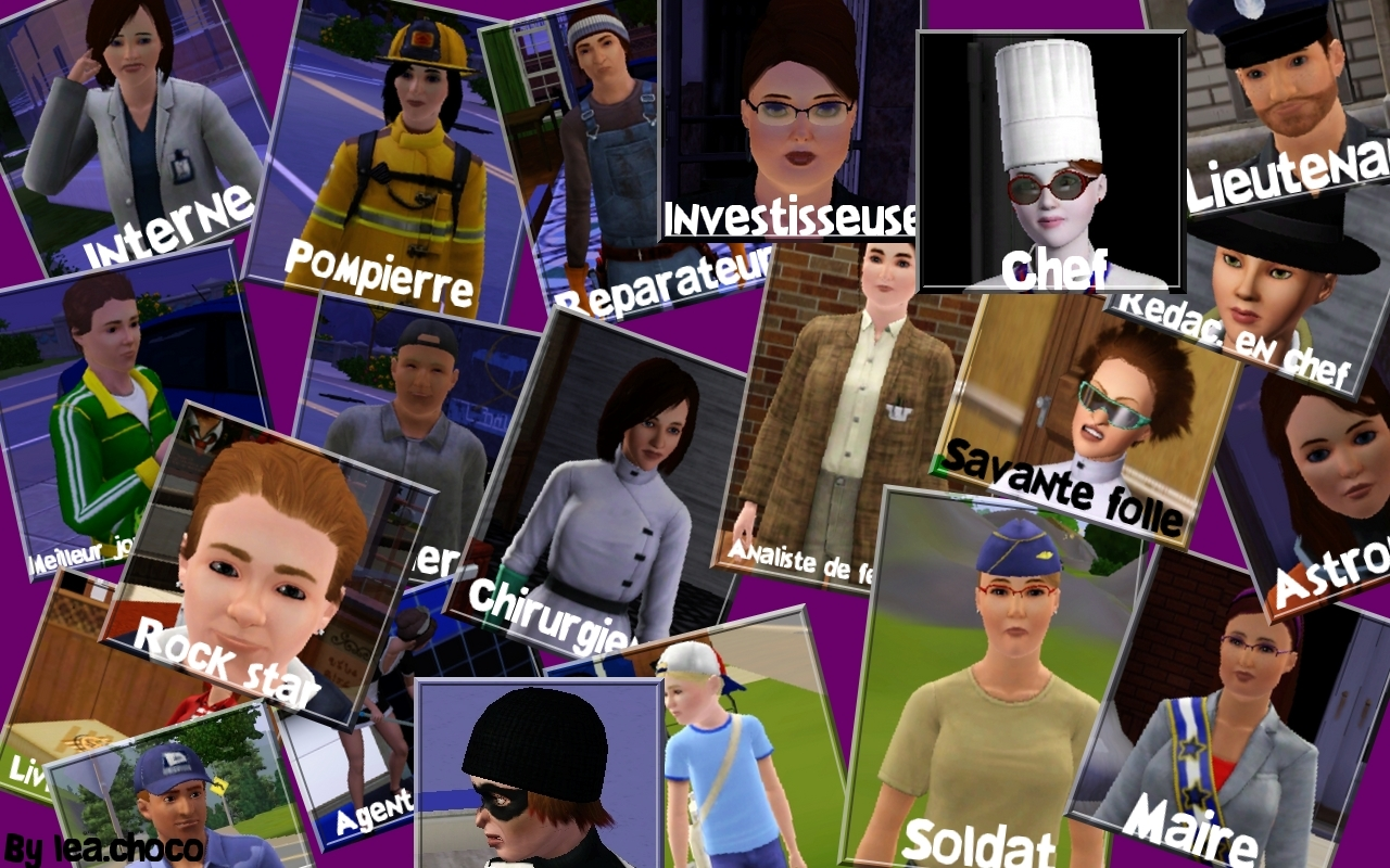 Wallpaper   The Sims 3 Desktop and mobile wallpaper Wallippo 1280x800