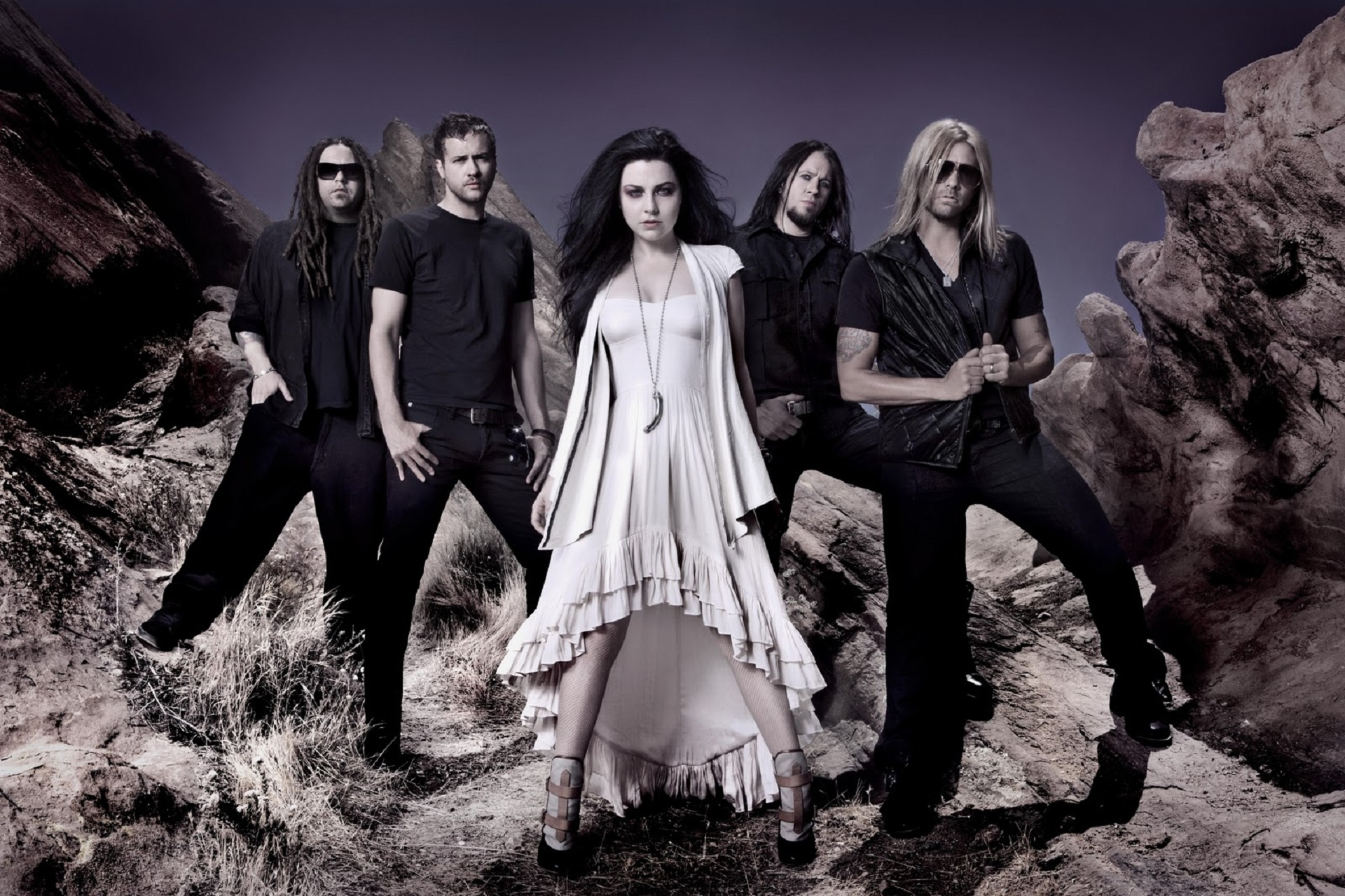 Evanescence Wallpapers 1920x1280