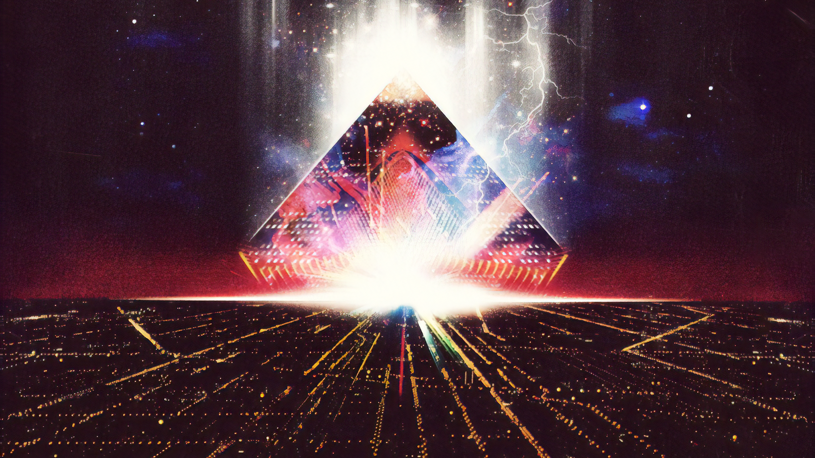 Compilation Prism by SignalStarr [3200x1800] Music IndieArtist 3200x1800