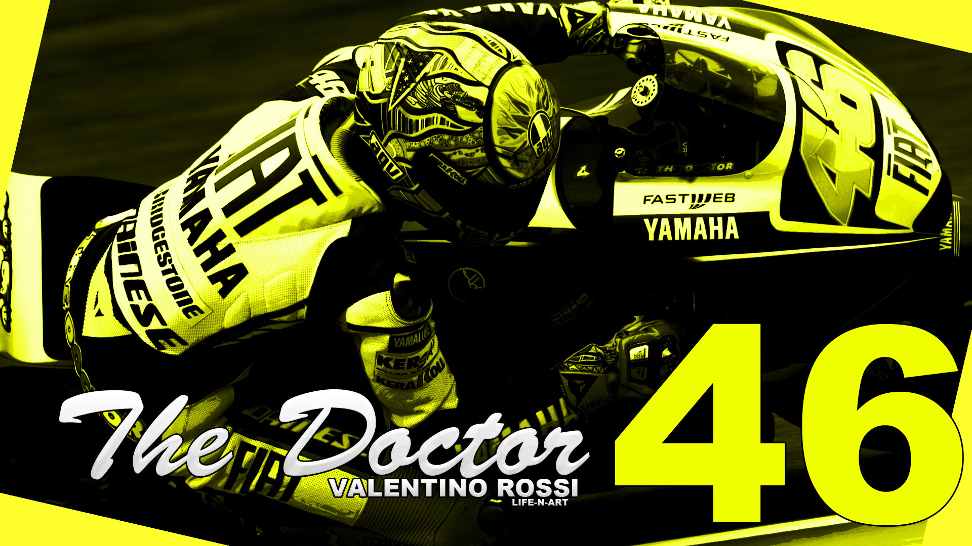 Valentino Rossi Logo Desktop Wallpaper is a hi res Wallpaper 1920x1080