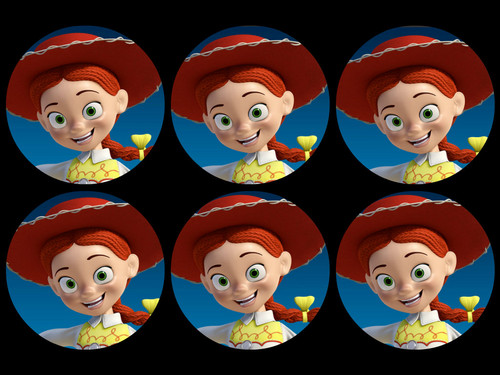 Jessie Toy Story images jessie head shot HD wallpaper and background 500x375