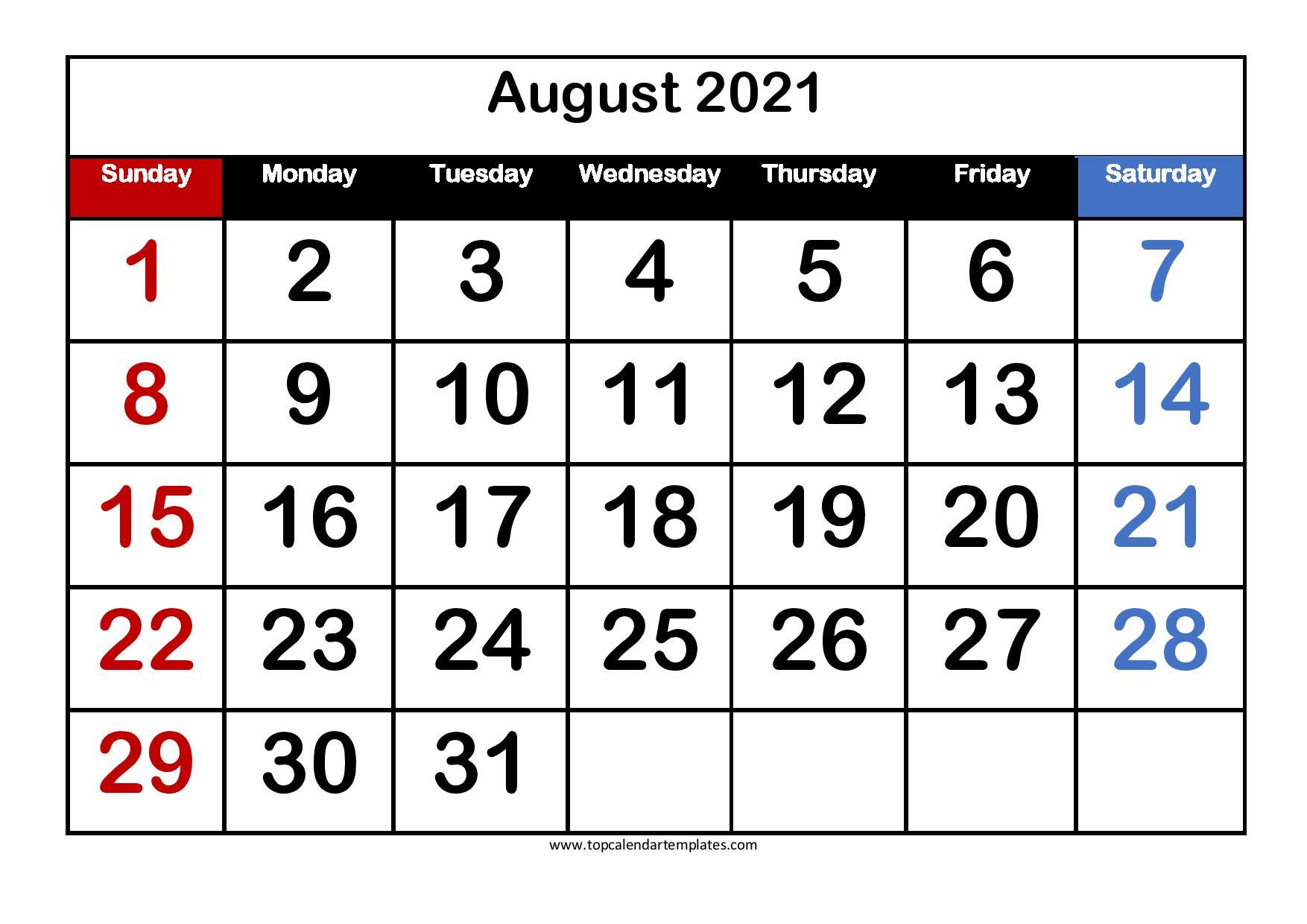 August 2021 Wallpaper Calendar Desktop Templates 1754x1240