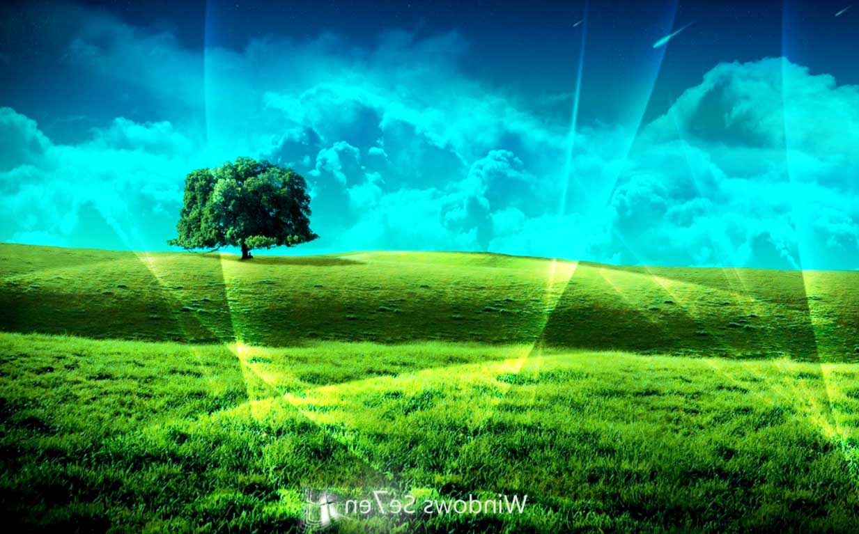 Wallpaper for Windows 7 Laptop Nature Widescreen Ultimate 1233x767