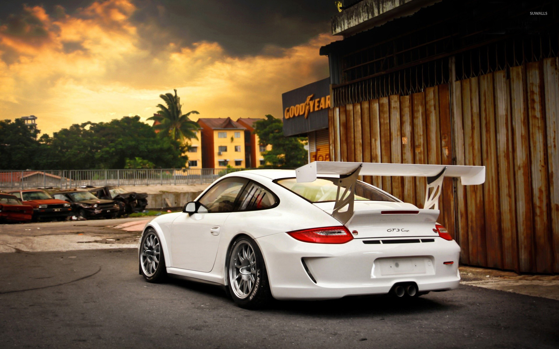 Porsche 911 GT3 wallpaper   Car wallpapers   35314 1920x1200