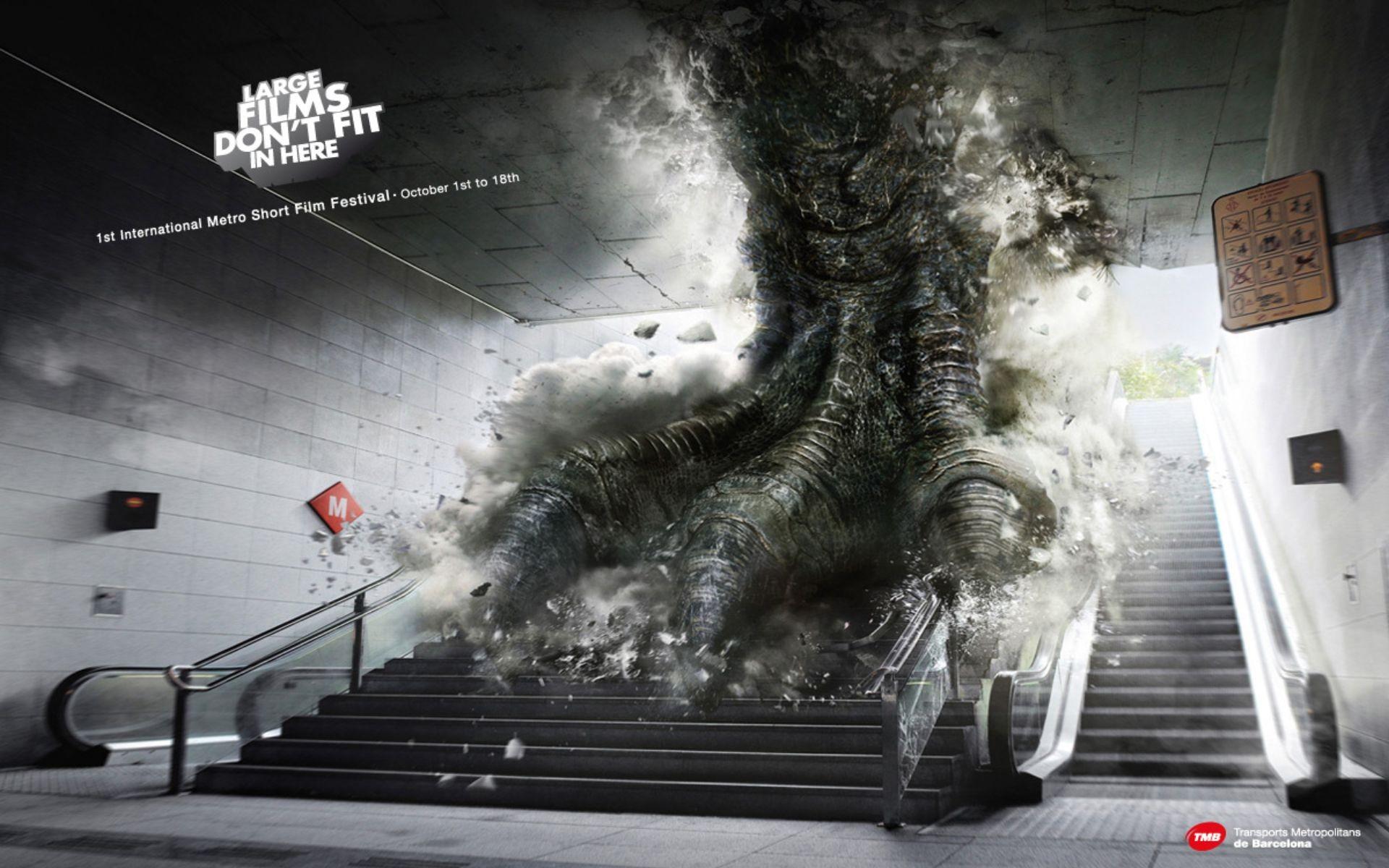Godzilla wallpaper   723229 1920x1200