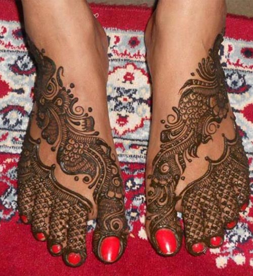 designs for feet 2015 click here for more latest mehndi designs 2015 500x546