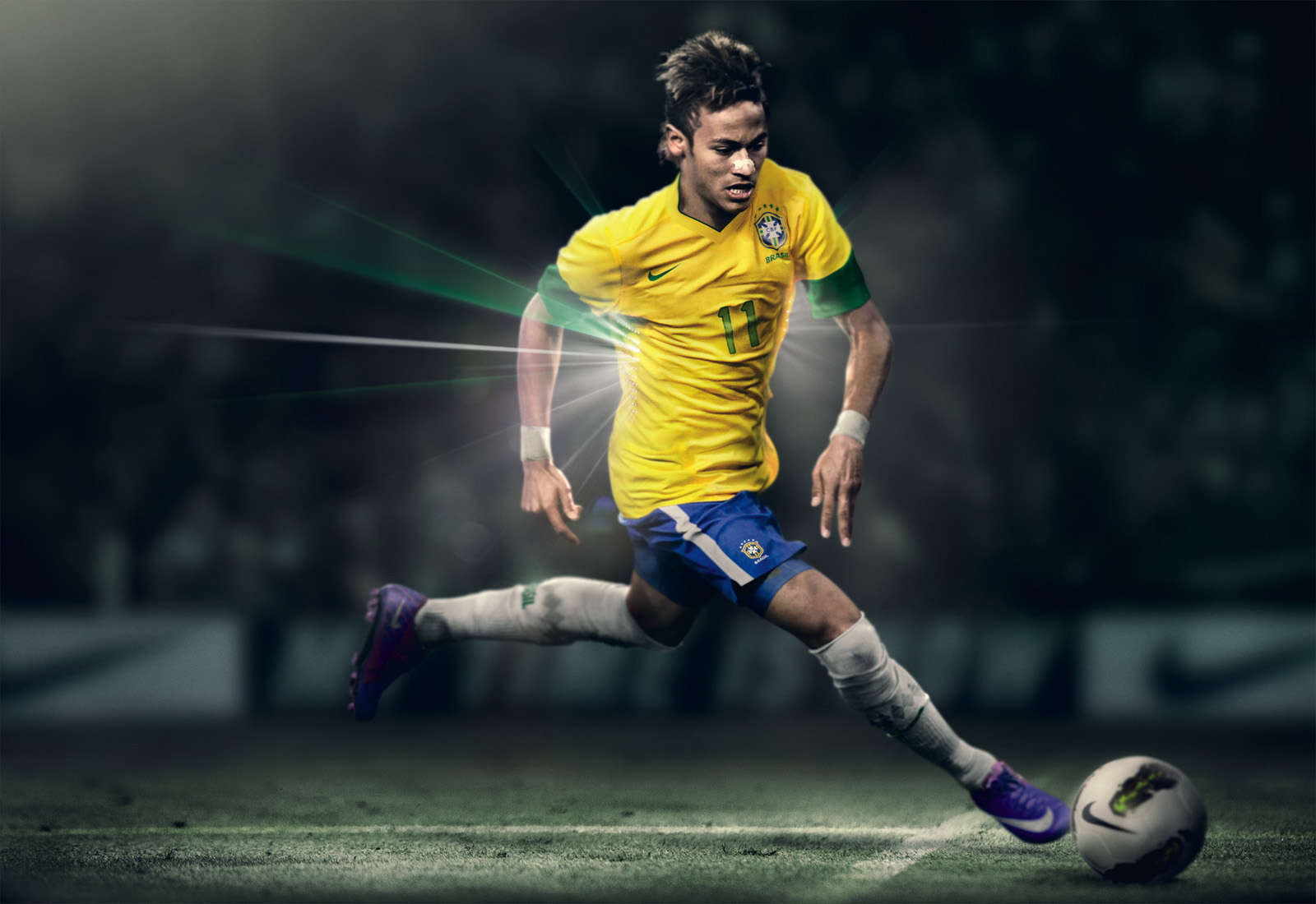Neymar Wallpapers High Resolution and Quality Download 1600x1100